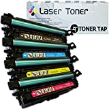 Toner Tap Compatible Set For HP Las
