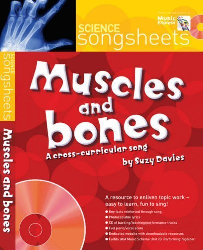 Let's Grow: Muscles and Bones: A Cross-curricular Song by Suzy Davies (Songsheets) by Suzy Davies (2005-10-01)
