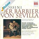 Rossini, G.: Barbiere Di Siviglia (Il) (The Barber Of Seville) (Sung In German) [Opera] (Suitner)