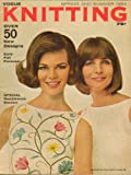 img - for Vogue Knitting Spring-Summer 1964 book / textbook / text book