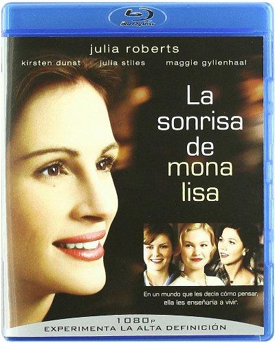 La Sonrisa De Mona Lisa [Blu-ray]