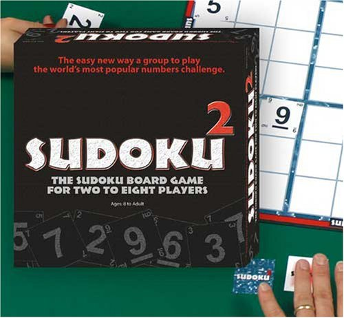 Cheap TDC Games Sudoku2 Board Game (B000FKOXP8)