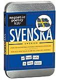 Swedish Kit: Magnetic Poetry Kit