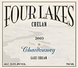 2010 Four Lakes Chelan Winery Estate Chardonnay 750 mL