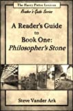 The Reader's Guide to Harry Potter and the Philosopher's Stone (The Harry Potter Lexicon Reader's Guide Series Book 1) (English Edition)