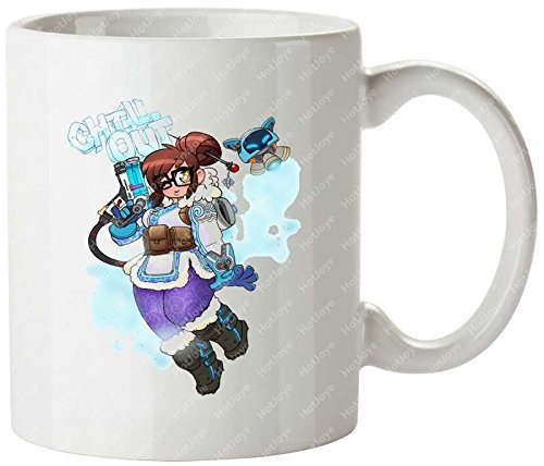 Mei Overwatch Coffee Mug