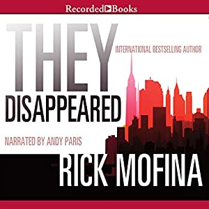 They Disappeared Audiobook