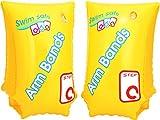 Bestway 32110 baby swim float - baby swim floats (Swim armband, Amarillo, Pattern, Vinilo, 300 x 150 mm, China)