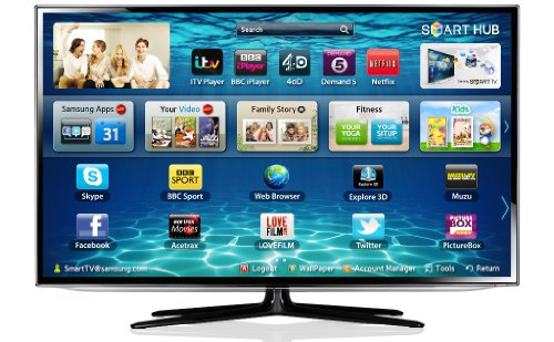 Image of Samsung 37-inch 3D Smart LED TV UE37ES6300 Full HD 1080p with Wi-Fi built-in Freeview HD and Freesat HD