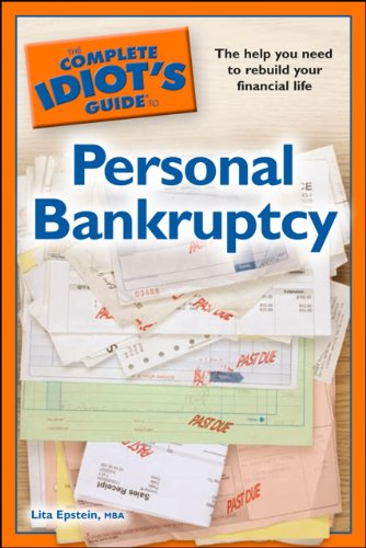 Lita Epstein - The Complete Idiot's Guide to Personal Bankruptcy