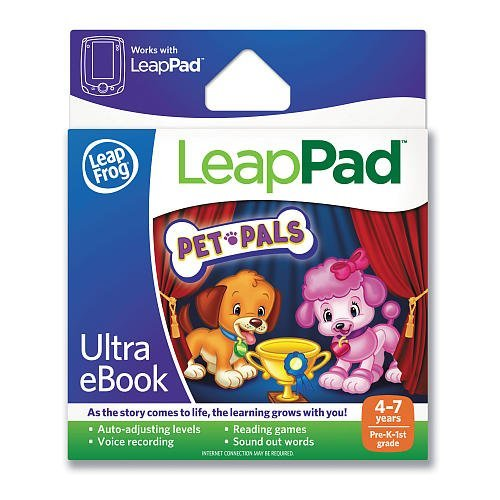 LeapFrog LeapPad Ultra eBook Adventure Builder: Pet