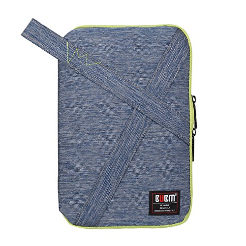BUBM-Designer-Electronics-Accessories-Carry-Case-Travel-Organizer-Bag-with-Handle