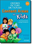 Oxford Picture Dictionary: Content Ar...