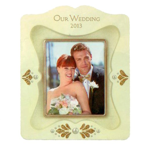 Hallmark 2013 -Our Wedding - Photo Ornament