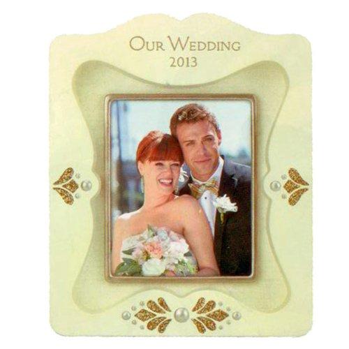Hallmark 2013 -Our Wedding - Photo Ornament