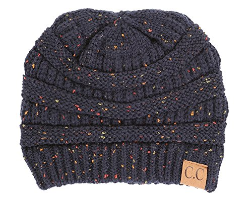 FUNKY JUNQUE's CC Confetti Knit Beanie