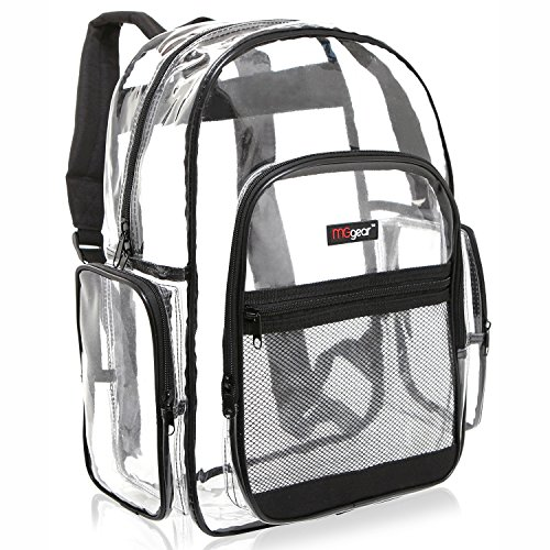 Buy Clear Backpacks Now!