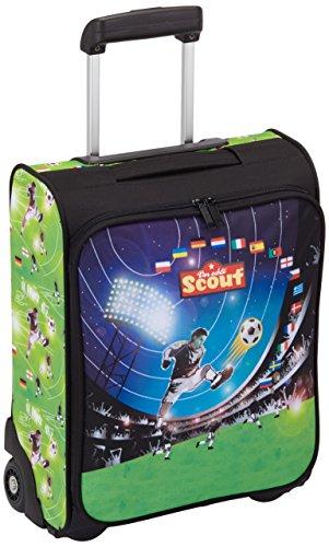 Scout Kindergepäck Kindertrolley Ii Soccer Champions 21 Liters Blau 25510038700