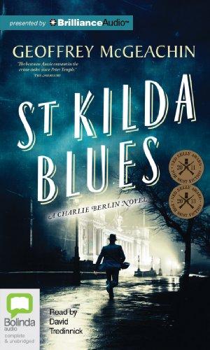Buchseite und Rezensionen zu 'St Kilda Blues (Charlie Berlin)' von Geoffrey McGeachin