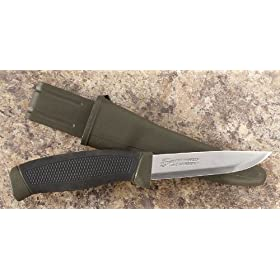 New Swedish Mil. Mora Knife