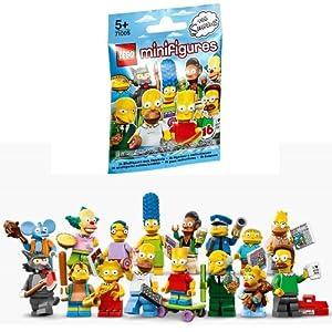 LEGO Minifigures The Simpsons Series 71005 Building Kit
