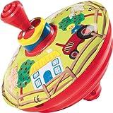 Toy - Bolz 52520 - Brummkreisel Bauernhof 13 cm