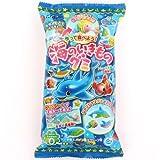 Juego chuchería gomita dulce gominola animal marino Popin' Cookin' de Kracie