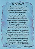 Un Poème à offrir à un Routier (Bleu)