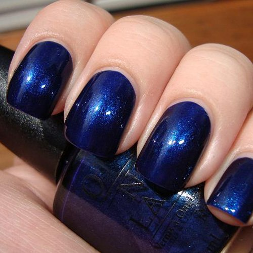 OPI ネイルラッカー I47 15ml YOGAーTA GET THIS BLUE