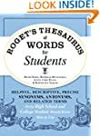 Roget's Thesaurus of Words for Studen...
