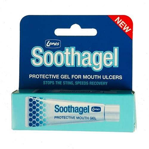 Soothagel Mouth Ulcer Gel 5Ml