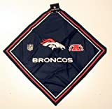 Denver Broncos NFL Jersey Mesh Bandana Scarf at Amazon.com