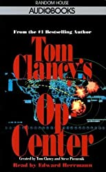Tom Clancy's Op Center #1 [Audio Cassette]