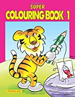 Super Colouring Book - Part 1