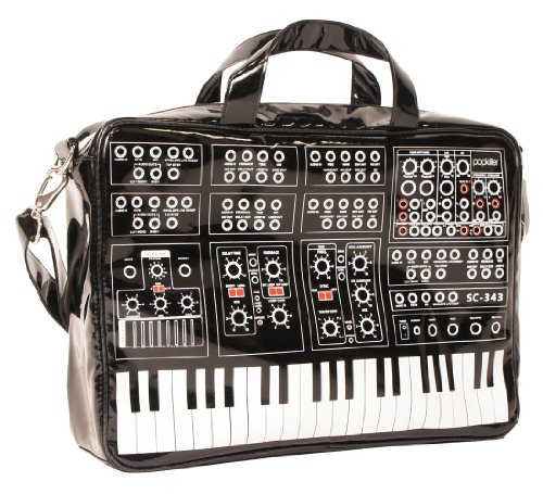 Messenger Bag - Synthesizer