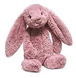 Medium Bashful Tulip Pink Bunny 31cm Soft Toy BAS3BTP