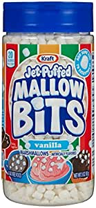 Kraft Jet-puffed Mallow Bits Vanilla Flavor Marshmallows,3 oz