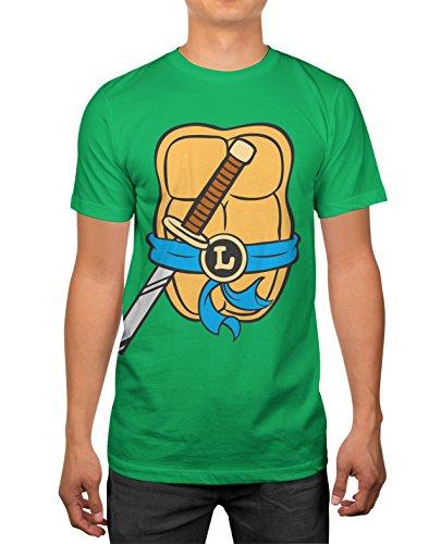 TMNT Leonardo Shirt Costume