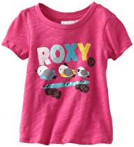 Roxy Kids Baby-girls Infant Beach Bomb, Fuchsia, 6-9 Months
