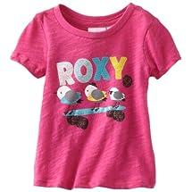 Roxy Kids Baby Girls' Beach Bomb, Fuchsia, 12 Months
