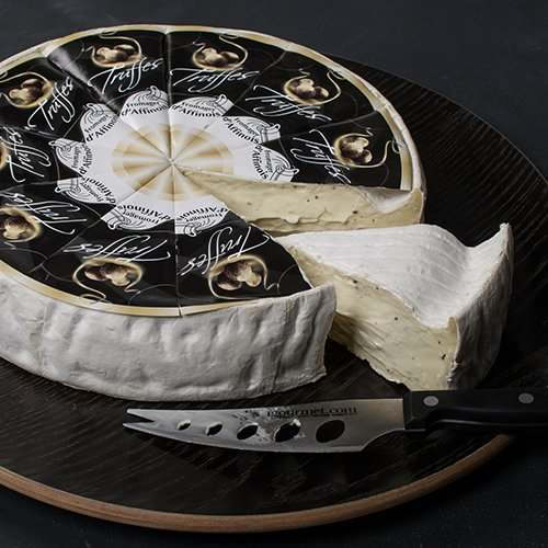 igourmet Fromager d'Affinois with Truffles (7.5 ounce) (Triple Cream Brie compare prices)