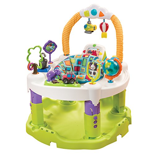 Cheapest Price! Evenflo ExerSaucer World Explorer Triple Fun Saucer