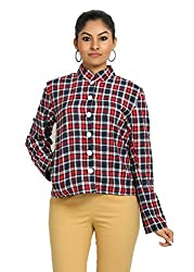 Fbbic Women's Jacket (16139_Large_Red)