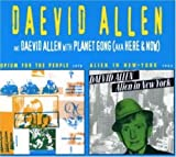 Opium for the People / Alien in New York by Allen, Daevid (1996-10-23)
