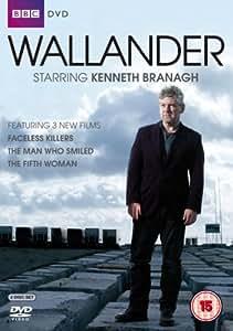Wallander - Series 2 [DVD]