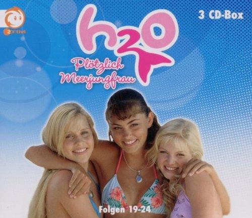 H2o Boxset - Episodi 19 - 24, CD 10, 11, 12 (Tedesco)