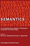 img - for Semantics: An Interdisciplinary Reader in Philosophy, Linguistics and Psychology by Danny D. Steinberg (1974-05-31) book / textbook / text book
