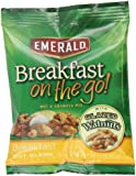 Emerald Breakfast On The Go Nut Blend, Breakfast, 1.5-Ounce (Pack of 24)