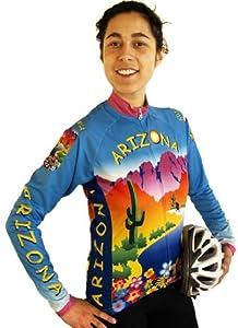 Ladies Arizona Long Sleeve Jersey by Free Spirit