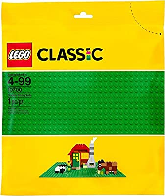 Lego Classic Green Baseplate Supplement from LEGO Classic